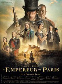 L'empereur de Paris, Film