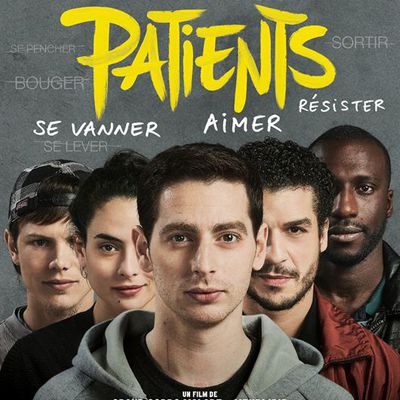 PATIENTS, film de GRAND CORPS MALADE et Mehdi IDIR