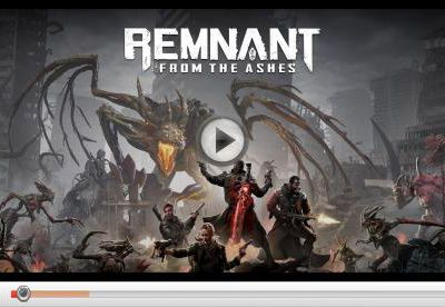 ACTUALITE : Perfect World Europe B.V. annonce #Remnant: From the Ashes