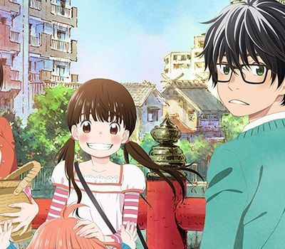 March comes in like a Lion 12 vostfr