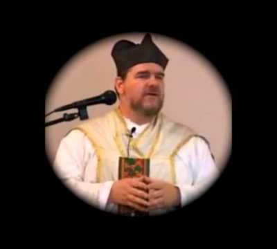 Sermon Father Pfeiffer, March 28, 2016