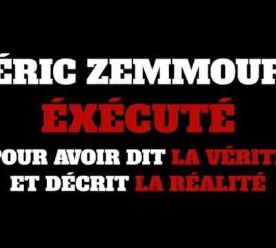 Zemmour exécuté : chapeau les journalistes…