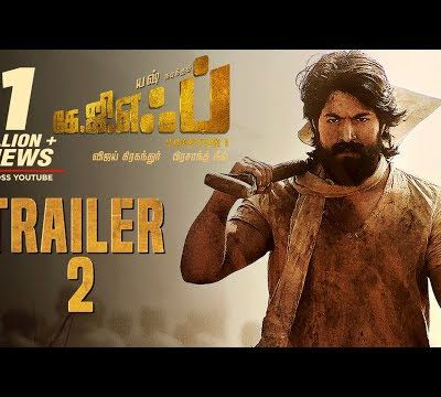 KGF Chapter 1 - Trailer 2