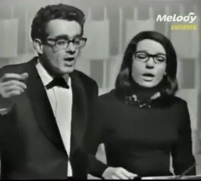 Quand on s'aime by Michel Legrand et Nana Mouskouri (1965)
