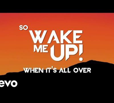 Avicii - Wake Me Up (Lyric Video)