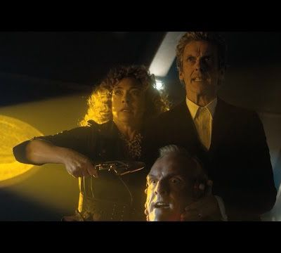 Doctor Who : Trailer de The Husbands of River Song (Spécial Noël 2015)