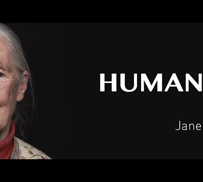 A message to humanity from Dr. Jane Goodall