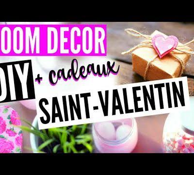 DIY : Do It Yourself : Des cadeaux pour la St Valentin