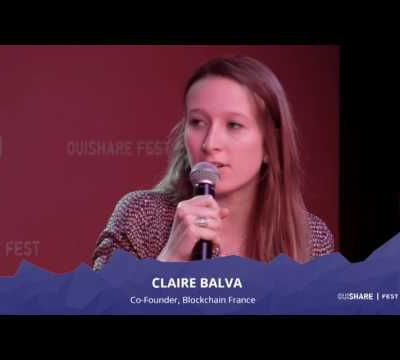 Blockchains: The End of the Corporation or its Reinvention? OuiShare Fest Panel