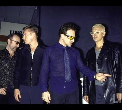 U2 -Holy Joe