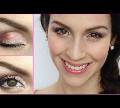 Maquillage doux: printemps