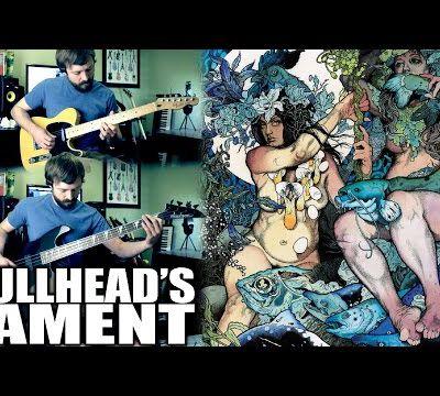 [Cover] Bullhead's Psalm - Baronness, par Tycse