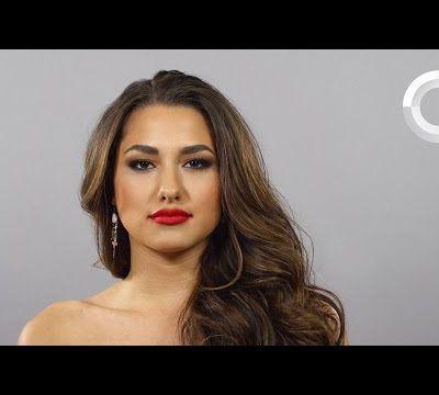 Un siècle de beauté mexicaine en 1 min 30