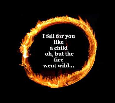 Ring of Fire - Johnny Cash
