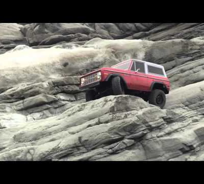 MST CMX CRAWLER 4WD FORD BRONCO - 3