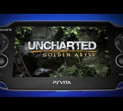 Uncharted : golden abyss bande annonce ( psvita )