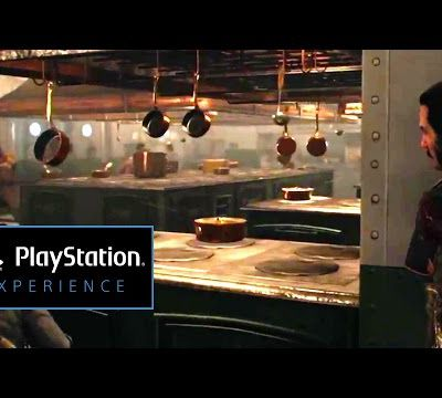 Playstation Experience - The Order 1886