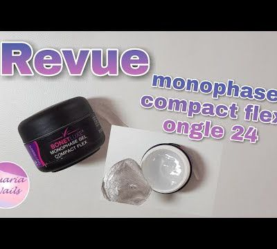 Gel monophase compact flex ongle 24