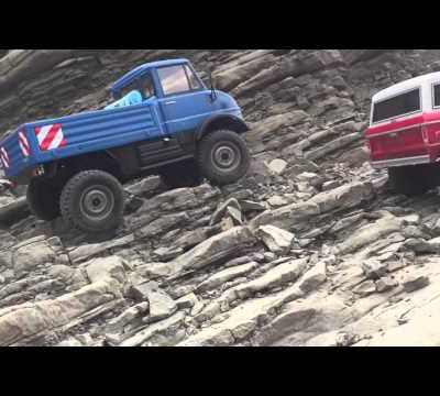 MST CMX CRAWLER 4WD FORD BRONCO - 2