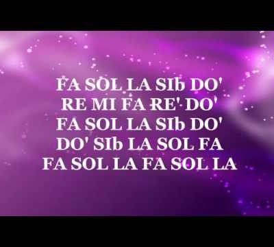 """Notas de la Canción """"La Bella y La Bestia""""   Alan Menken"""
