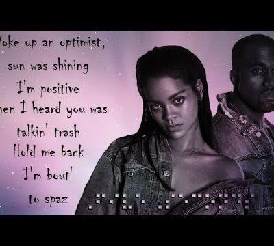 Rihanna feat. Paul McCartney and Kanye West