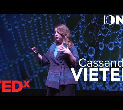 The Science of Interconnectedness : Cassandra Vieten PhD at TEDxNapaValley