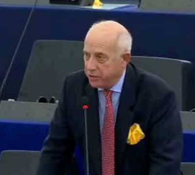 intervention de Monsieur Godfrey Bloom