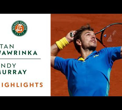 Roland Garros 2017 : Men's Semi-Finals. Highlights. (2 videos)