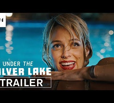 RadioMercure Inside Cannes2018 UNDERGROUND THE SILVER LAKE #CompetitionOfficielle