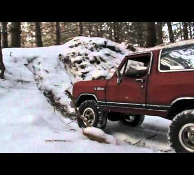 Dodge Ramcharger - Headquake's RC