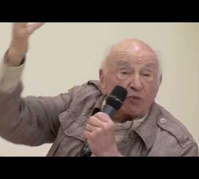 Chair Edgar Morin à l'ESSEC
