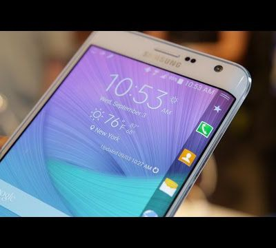 Samsung Galaxy Note Edge Impressions!