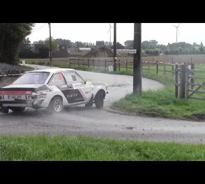 Best of Rallye 2015 Historics Cars