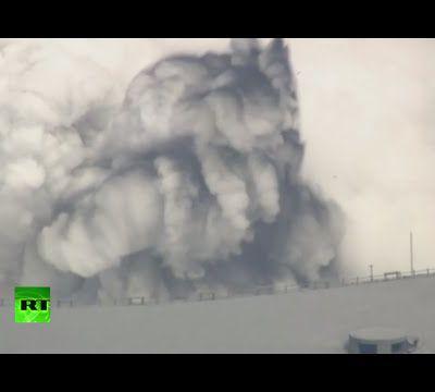 ALERTE = Japon : Le volcan du Mt Aso explose