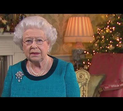 By the way... let's not forget the Queen's Xmas Message