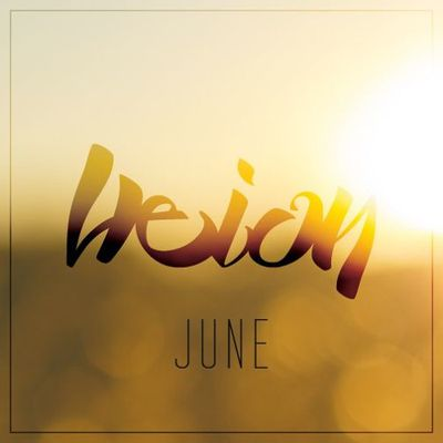 A new favorite: Heion - June [Free Download] by...