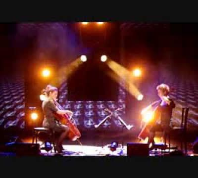 Duo Cellosubito au Théâtre de La Coupe d'Or