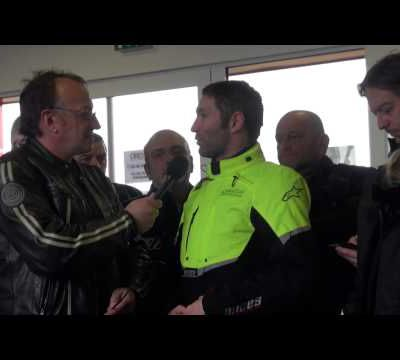 Hivernale Moto Journal 2014 : interviews