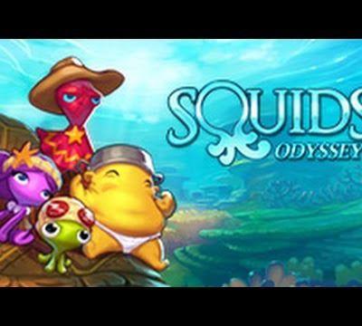 """ Squids Odyssey : Artworks """