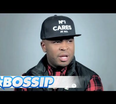 Pleasure P Talks Child Molestation Charges