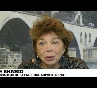 Leïla Shahid rectifie des propos orientés d'une journaliste