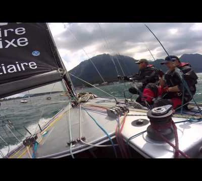 VIDEO BOL D'OR Mirabaud 2014