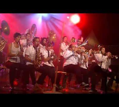 7ème concours international de fanfares - Nîmes 2013