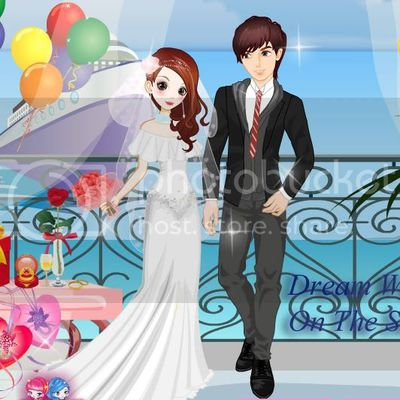 Have fun from the wedding dress up games for girls