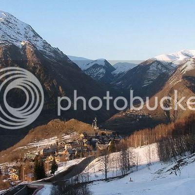 Ski de rando + topo en Oisans : 2 Alpes : Dôme de la Lauze 3568 m