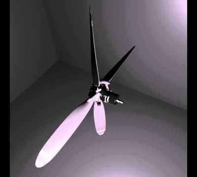 Propeller Animation