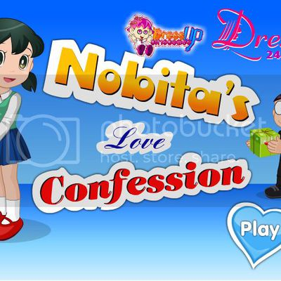 Nobita's Love Confession Game