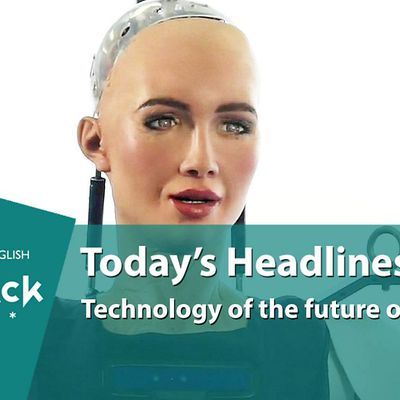 Does Sophia the robot want to be considered a human?