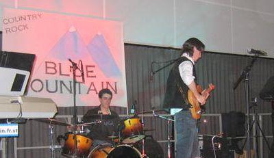 Blue Mountain à Joué... sur Erdre!