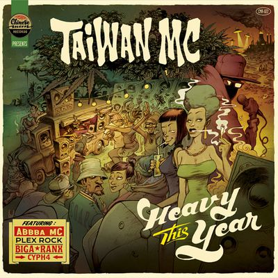 Taiwan MC - Heavy This Year